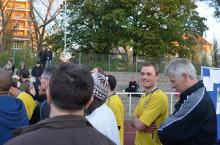2011.10.14 Fotboll för fred Berlin