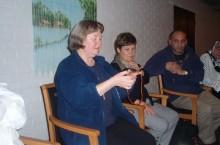 2007.10.24 Klosterbesök